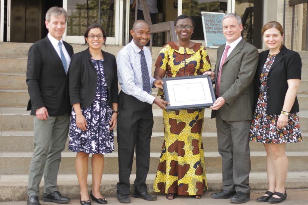 Calgary-Ibadan partnership builds kids' kidney care capacity